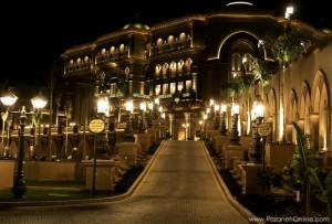 TO GO WITH AFP STORY UAE-ABU DHABI -TOUR